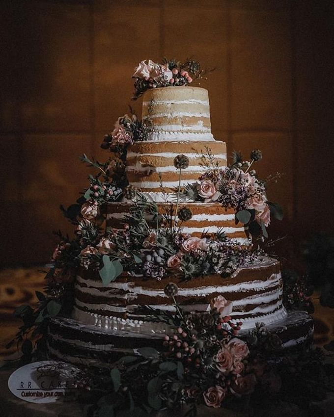 Wedding Cake - Real Wedding by RR CAKES - 039