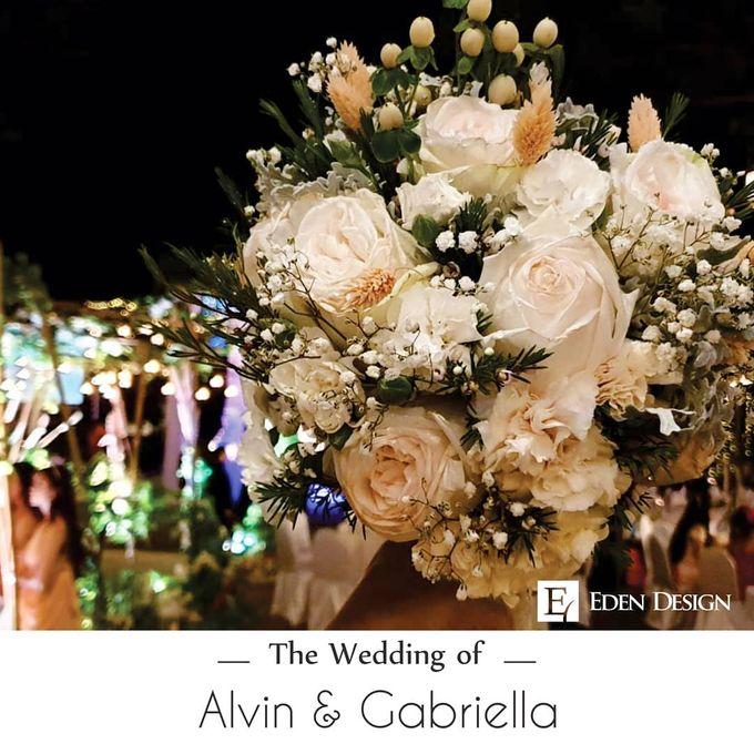 The Wedding of Alvin & Gabriella by Tinara Brides - 008