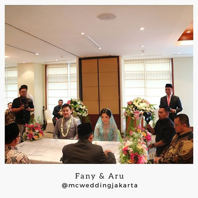 Bilingual Wedding of Fany & Aru by MC Wedding Banna - 001