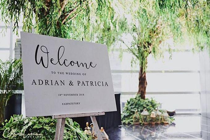 Wedding of Adrian and Patricia by Casablanca Design - 009