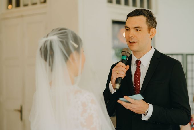Scottish Wedding at Lewin Terrace by Hong Ray Photography - 005