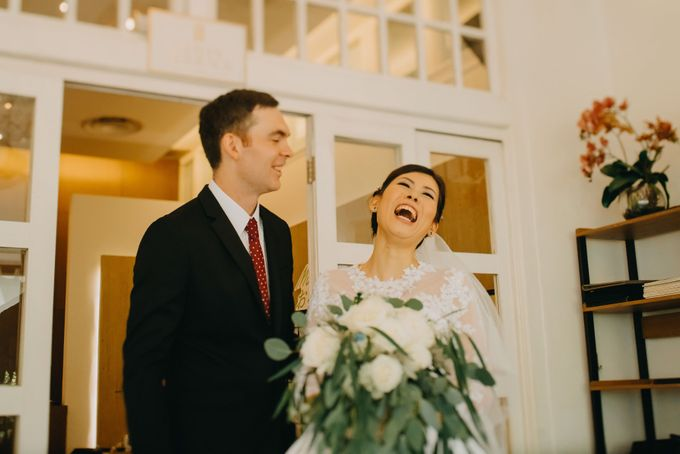 Scottish Wedding at Lewin Terrace by Hong Ray Photography - 007