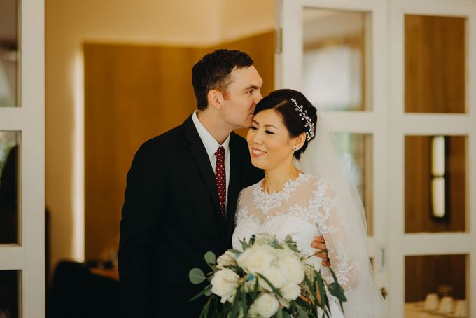 Scottish Wedding at Lewin Terrace by Hong Ray Photography - 013