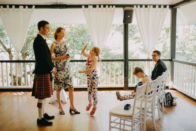 Scottish Wedding at Lewin Terrace by Hong Ray Photography - 015