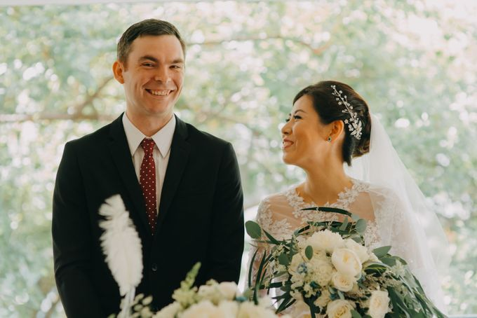 Scottish Wedding at Lewin Terrace by Hong Ray Photography - 016