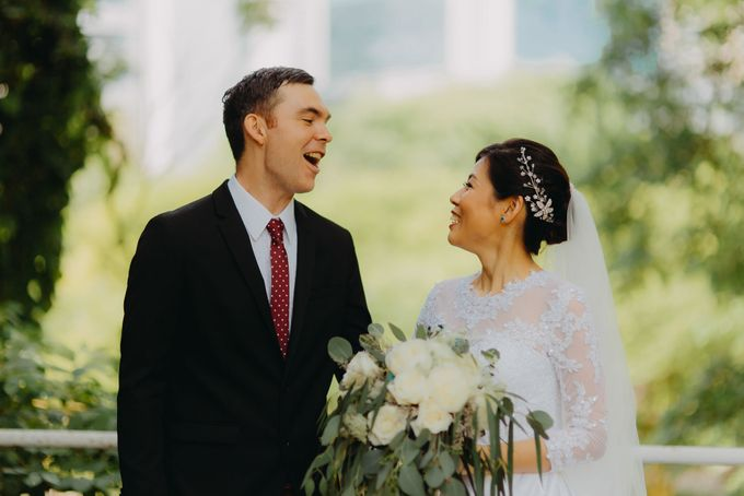 Scottish Wedding at Lewin Terrace by Hong Ray Photography - 017