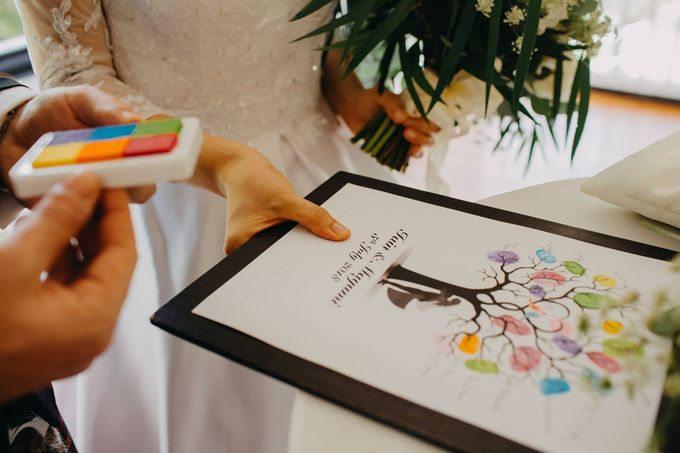 Scottish Wedding at Lewin Terrace by Hong Ray Photography - 018