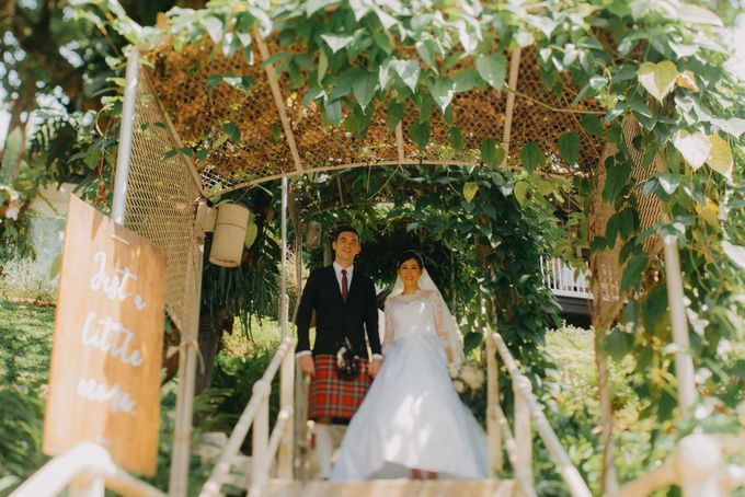 Scottish Wedding at Lewin Terrace by Hong Ray Photography - 020