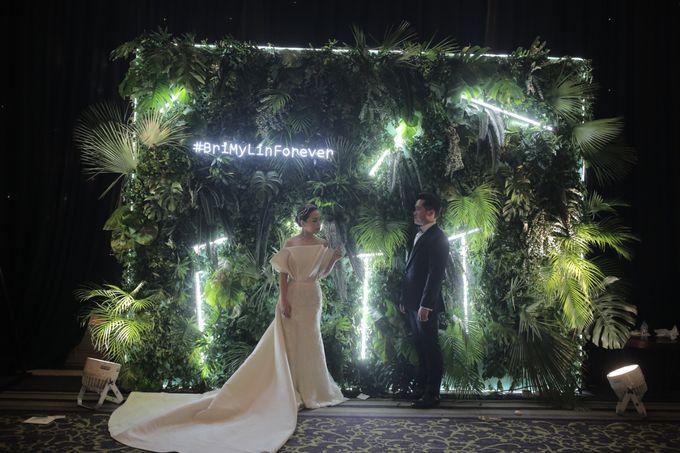 Linda & Brian Wedding by The breath - 003