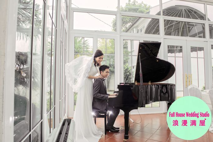 Pre-Wedding  Vincent & Samantha by Full House Wedding Studio - 008