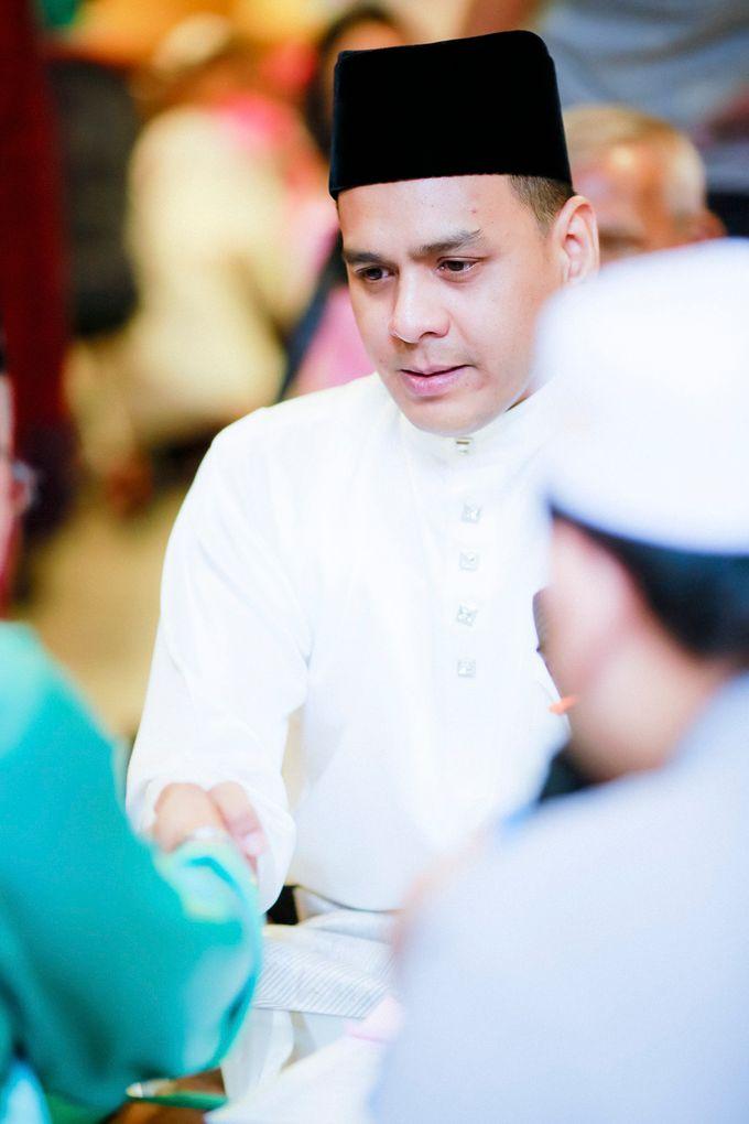 Zuhairah & Fuad by The Rafflesia Wedding & Portraiture - 035