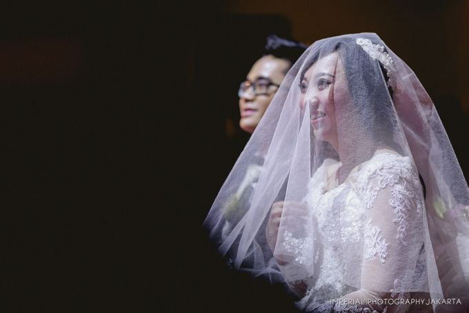 Yonathan & Dina Wedding by Imperial Photography Jakarta - 036