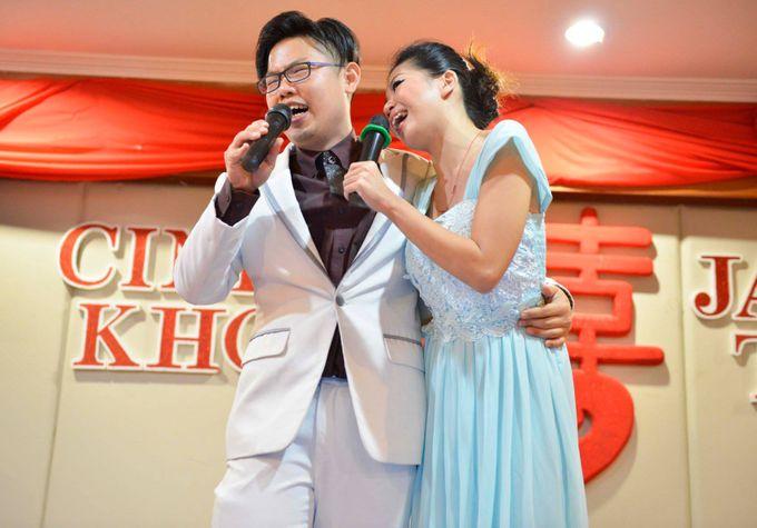 Cindy & Jason by Faith Wedding Event - 046