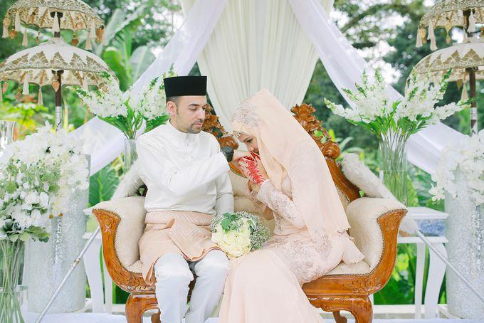 RAIHANA & MOHAMMAD by The Rafflesia Wedding & Portraiture - 040