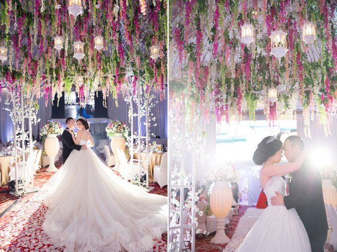 Roy & Erline Wedding by Folia Photography - 045