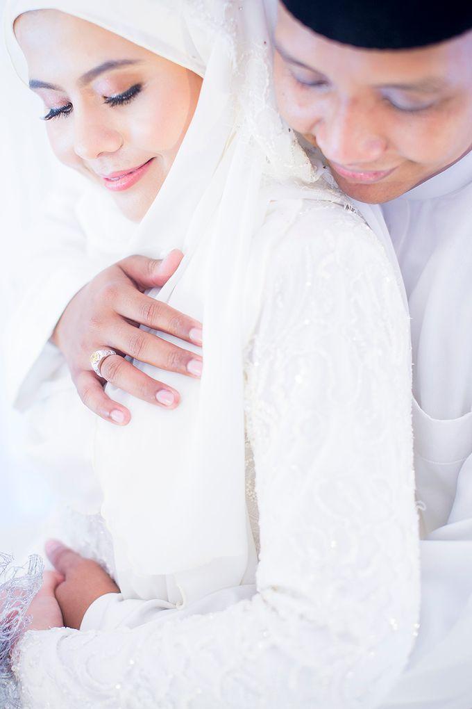 Liyana & Fairuz - Solemnization by Cubic Foto by PlainPaperpaint Production - 013
