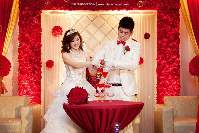 Fery & Nova - Wedding Day by HD Photography - 029