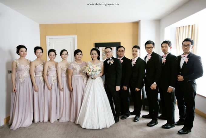 THE WEDDING OF RICHARD & LYDIA by Cynthia Kusuma - 042