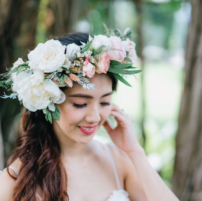 Dreamy and Whimsical Styled Shoot by O'hara Weddings - 013