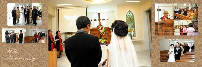 Wedding Andris & Vivi by Charis Production - 037