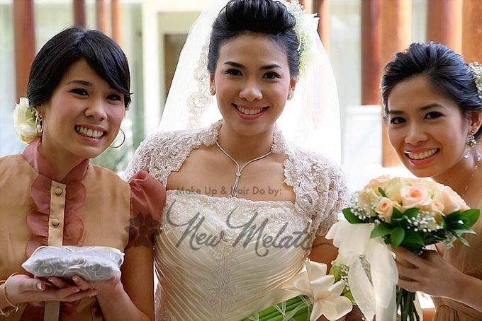 Wedding by New Melati Salon Bali - 005