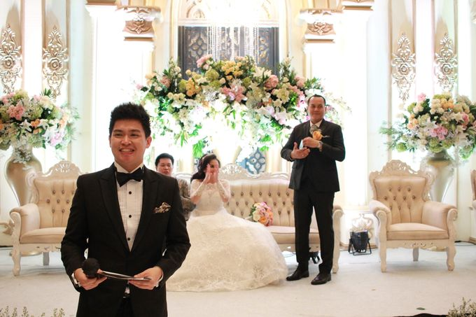 Mc Wedding AryaDuta Jakarta - Anthony Stevven by Hotel Aryaduta Jakarta - 018