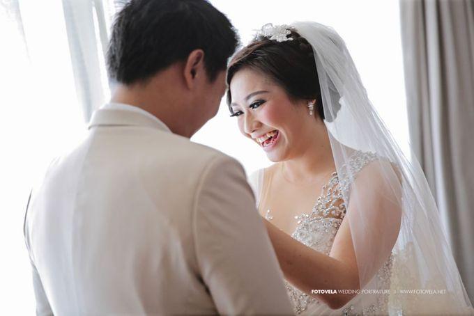 Fendy & Jeany Wedding by fotovela wedding portraiture - 014