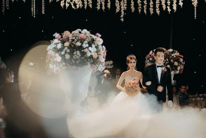 Sundoro & Lia Wedding by Dhika by MA Fotografia - 045