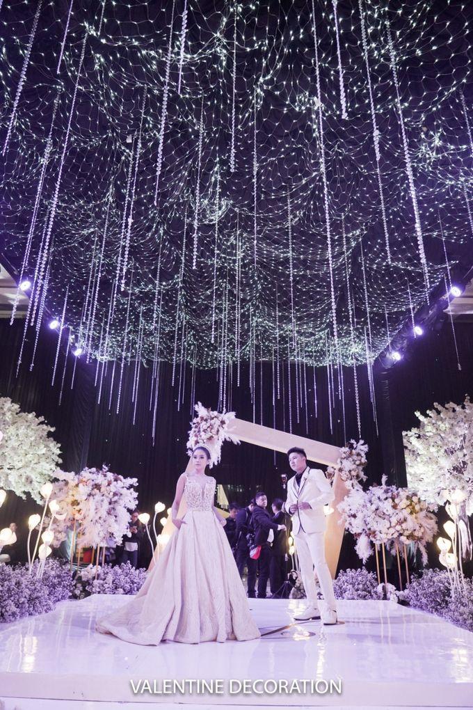 Jason & Devina Wedding Decoration by Valentine Wedding Decoration - 037