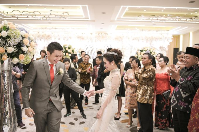 Pullman Thamrin - Thyo & Kezia Reception by Pullman Jakarta Indonesia - 019