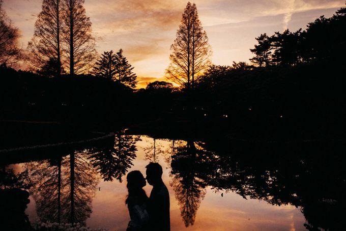 Ditto & Silvy Prewedding by Dhika by MA Fotografia - 043