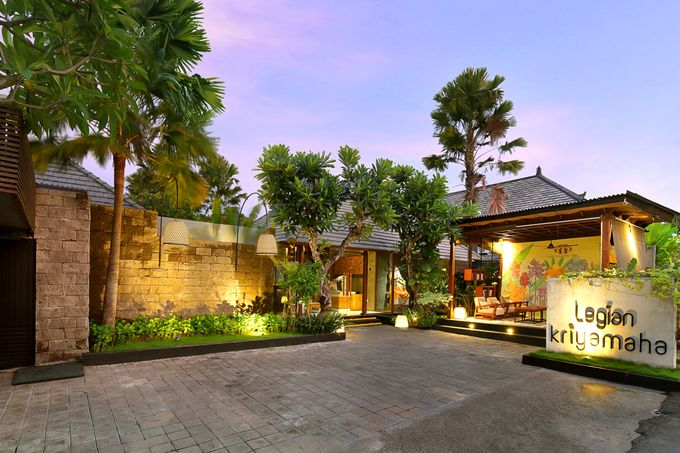 Honeymoon Package at legian Kriyamaha Villa by Ayona Villa - 001