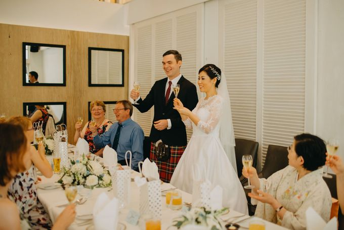Scottish Wedding at Lewin Terrace by Hong Ray Photography - 022