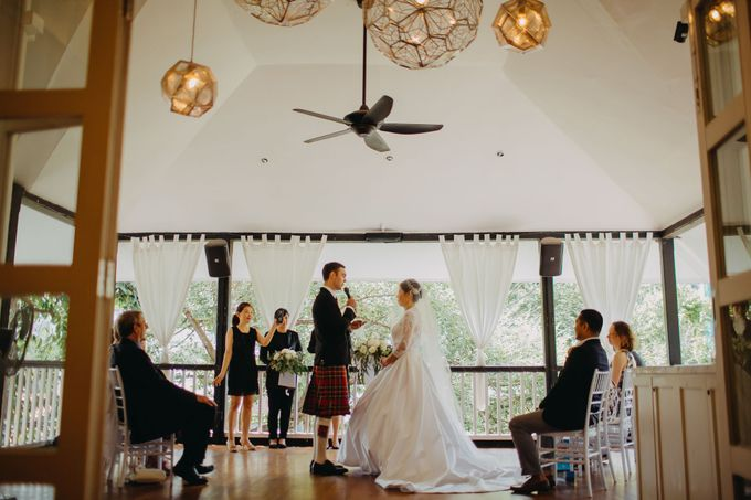 Scottish Wedding at Lewin Terrace by Hong Ray Photography - 023