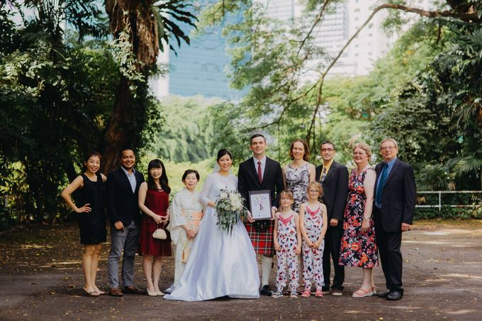 Scottish Wedding at Lewin Terrace by Hong Ray Photography - 024
