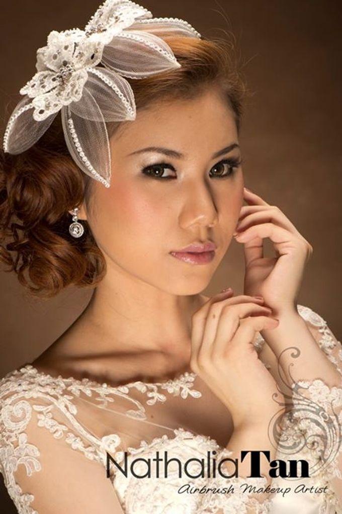 Classic Elegance captured by Nathalia TAN Makeup Artist - 008