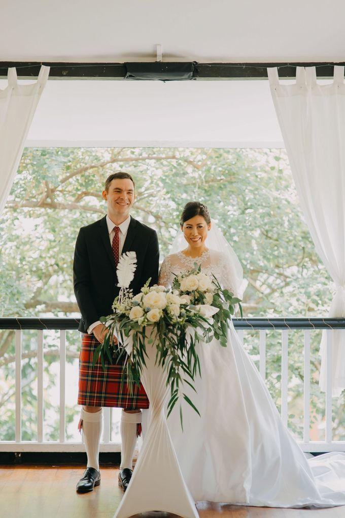 Scottish Wedding at Lewin Terrace by Hong Ray Photography - 028