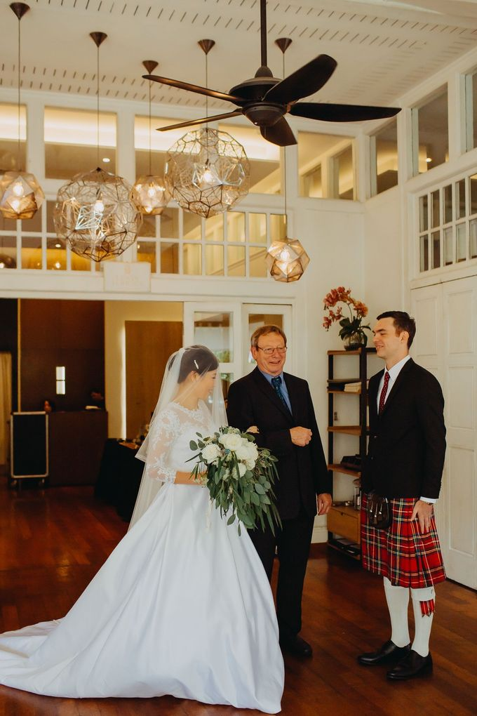 Scottish Wedding at Lewin Terrace by Hong Ray Photography - 029