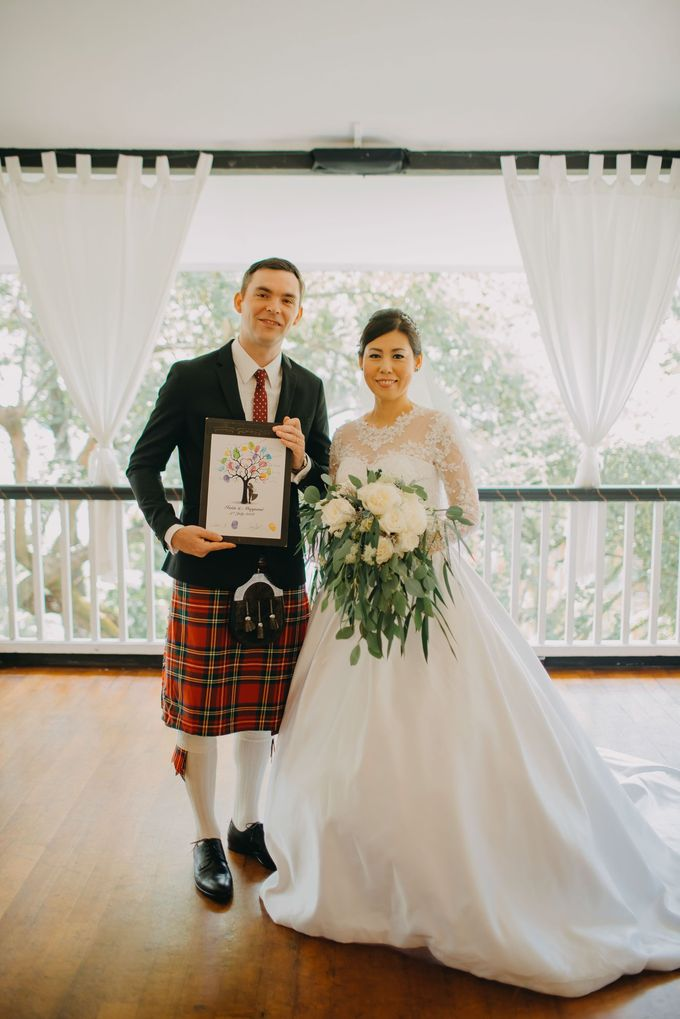 Scottish Wedding at Lewin Terrace by Hong Ray Photography - 032