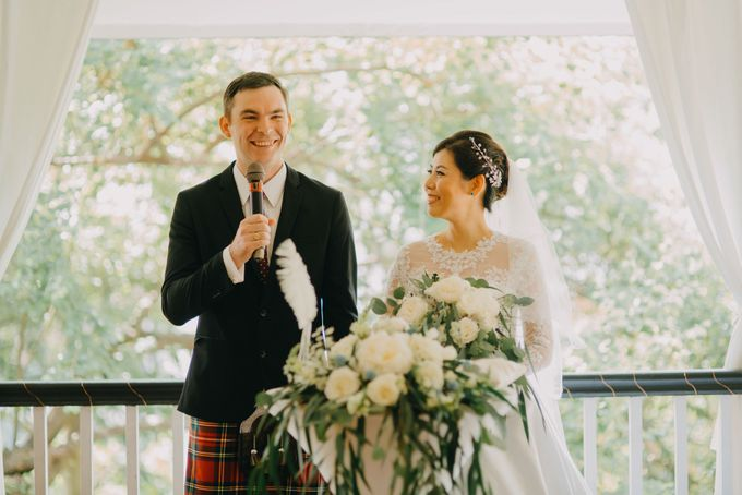 Scottish Wedding at Lewin Terrace by Hong Ray Photography - 038