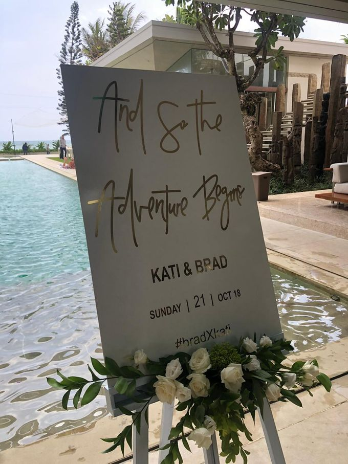 Wedding Katy & BPad by Villa Vedas - 002