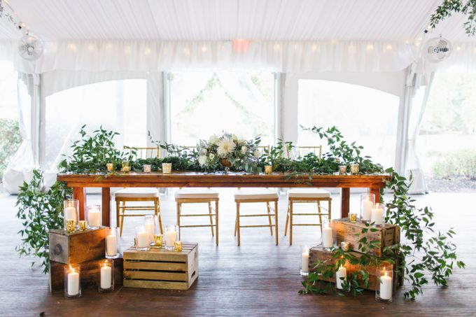 Tented Garden Pavilions by Open Aire Affairs - 009