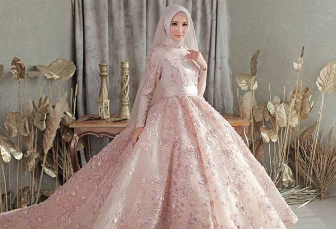 Gester Muslim Bridal by Gester Bridal & Salon Smart Hair - 013