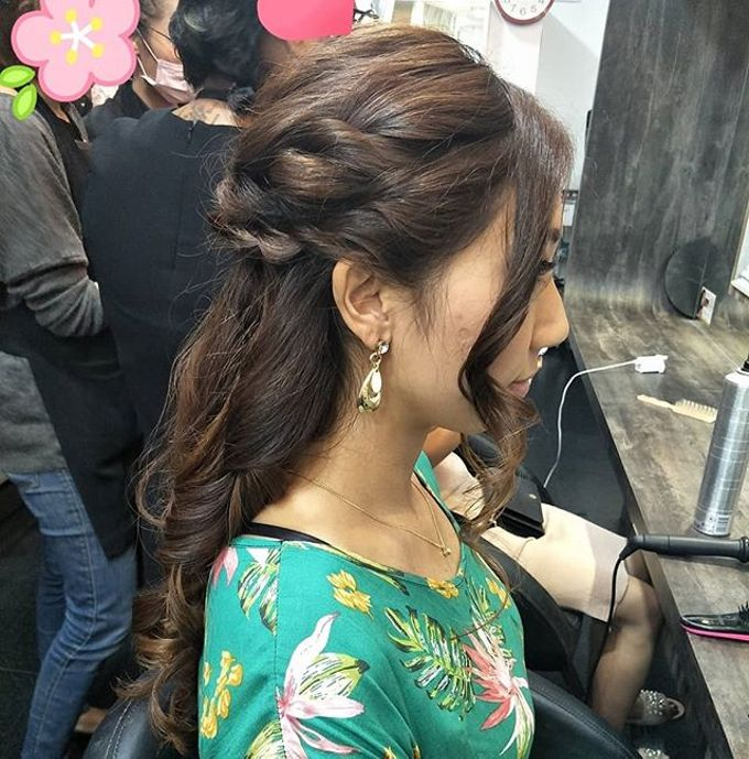 Hairstyling By Lili by Lili Makeup Specialist - 006