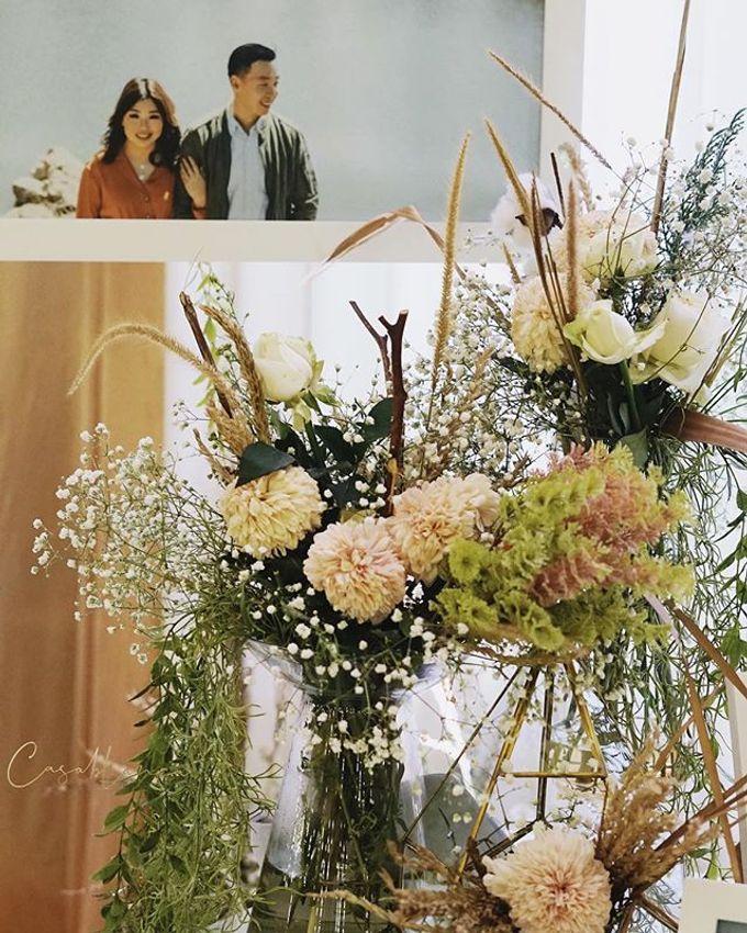 Wedding of Junior and Devina by Casablanca Design - 004