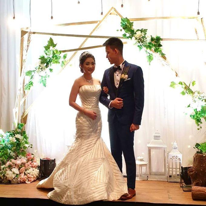 The Wedding of Alvin & Gabriella by Tinara Brides - 009