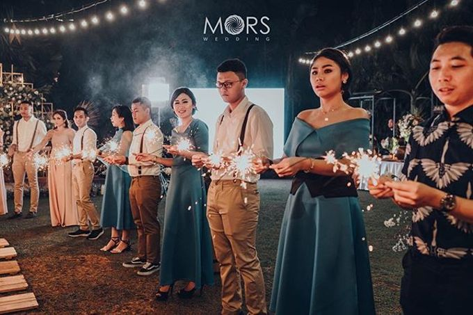 The Wedding of Ade & Marcell by MORS Wedding - 012