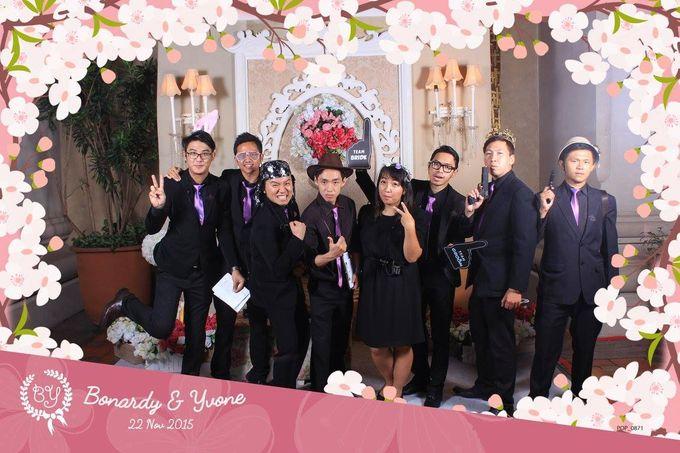Bonardy & Yvone Wedding Photobooth by FIVE Seasons WO - 001