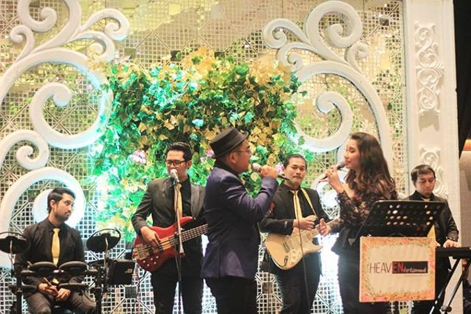 Full Band at Ayana Mid Plaza Hotel by HEAVEN ENTERTAINMENT - 001