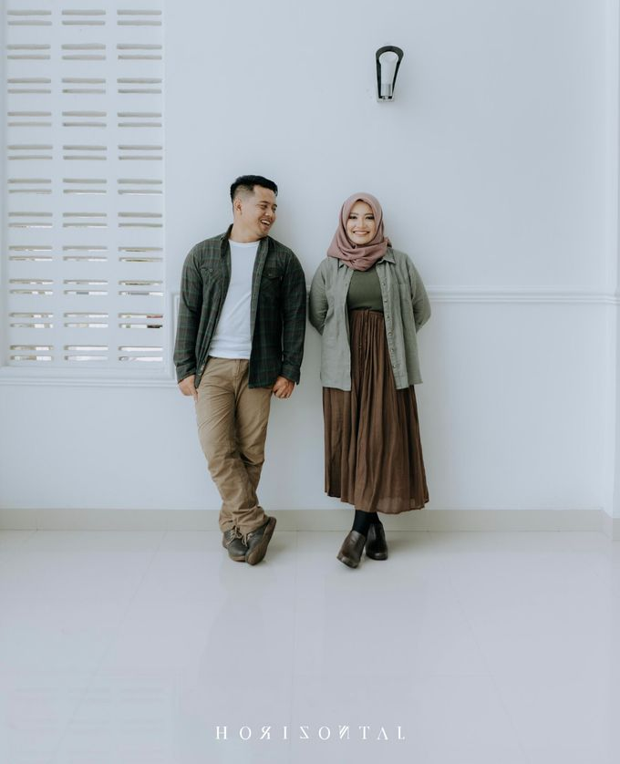 Prewedding Nidan // Caca by Horizontal Studio - 013